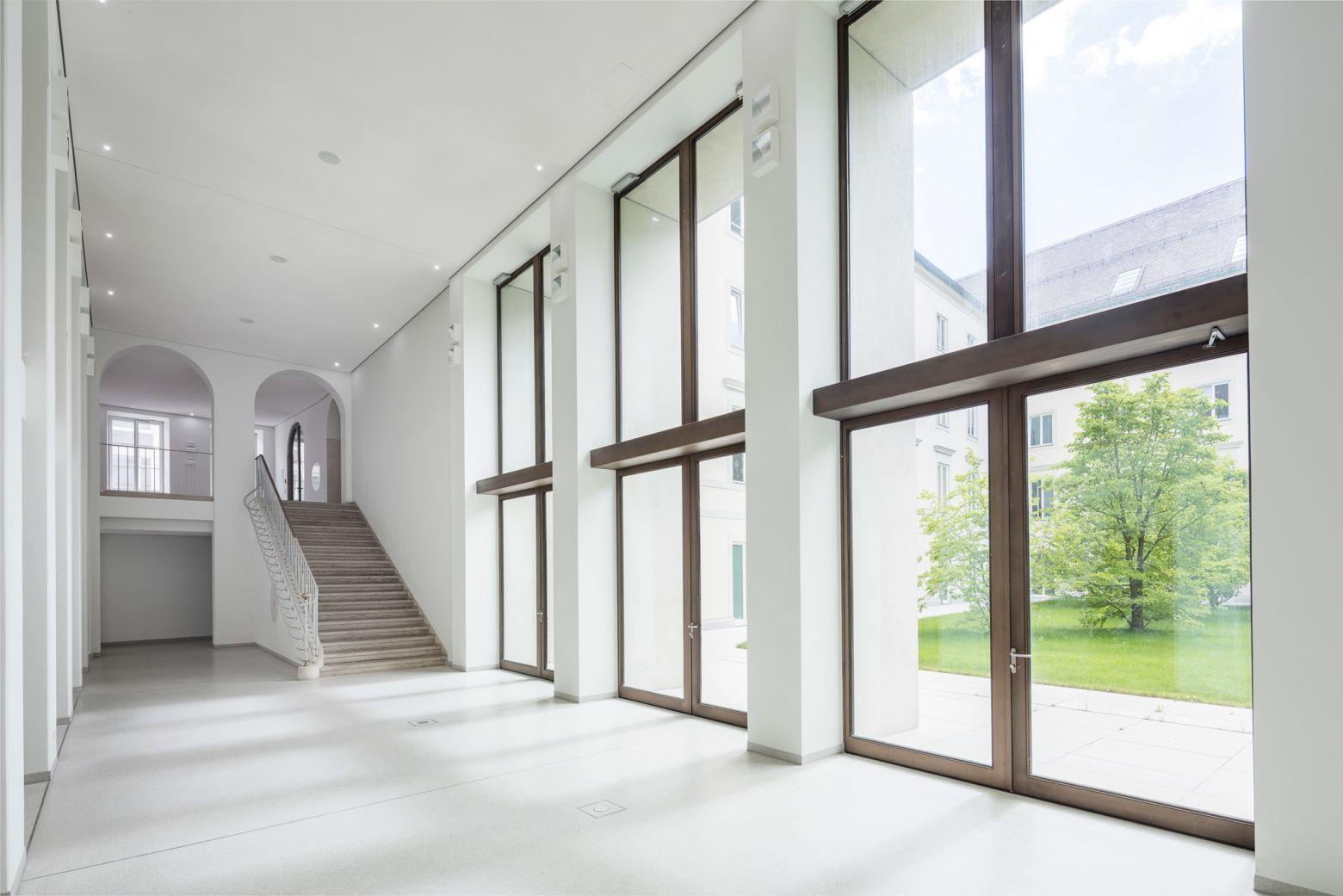 Foyer Innenhofniveau
