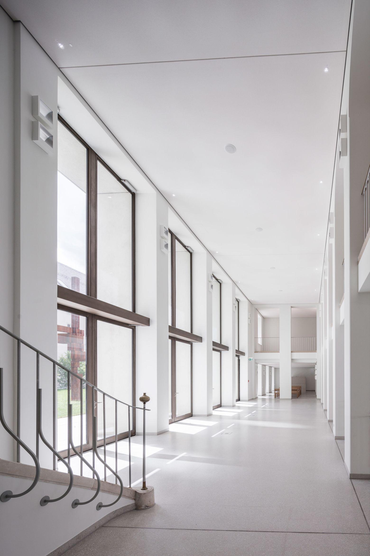 Foyer Lichtsituation