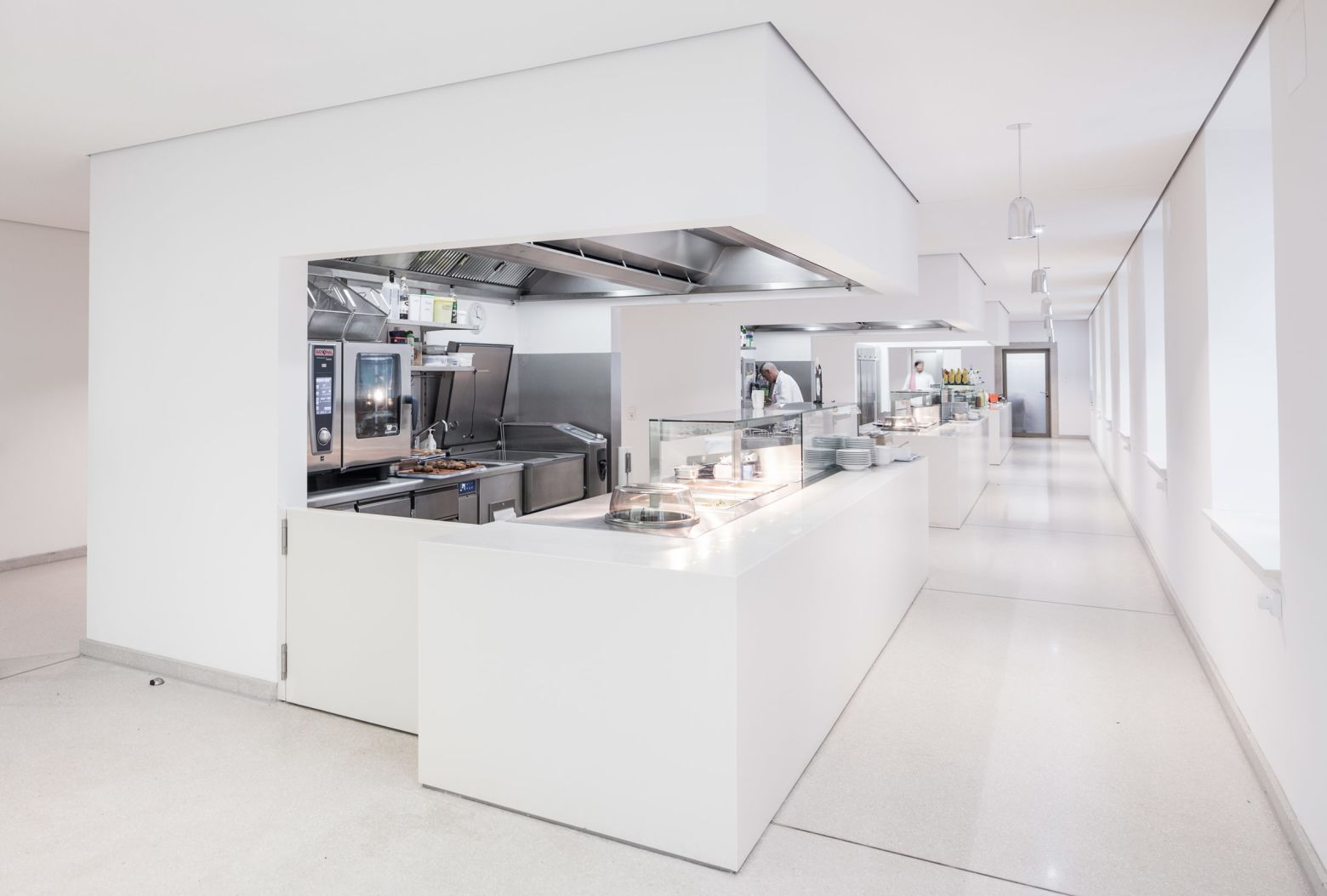 Küche Free Flow