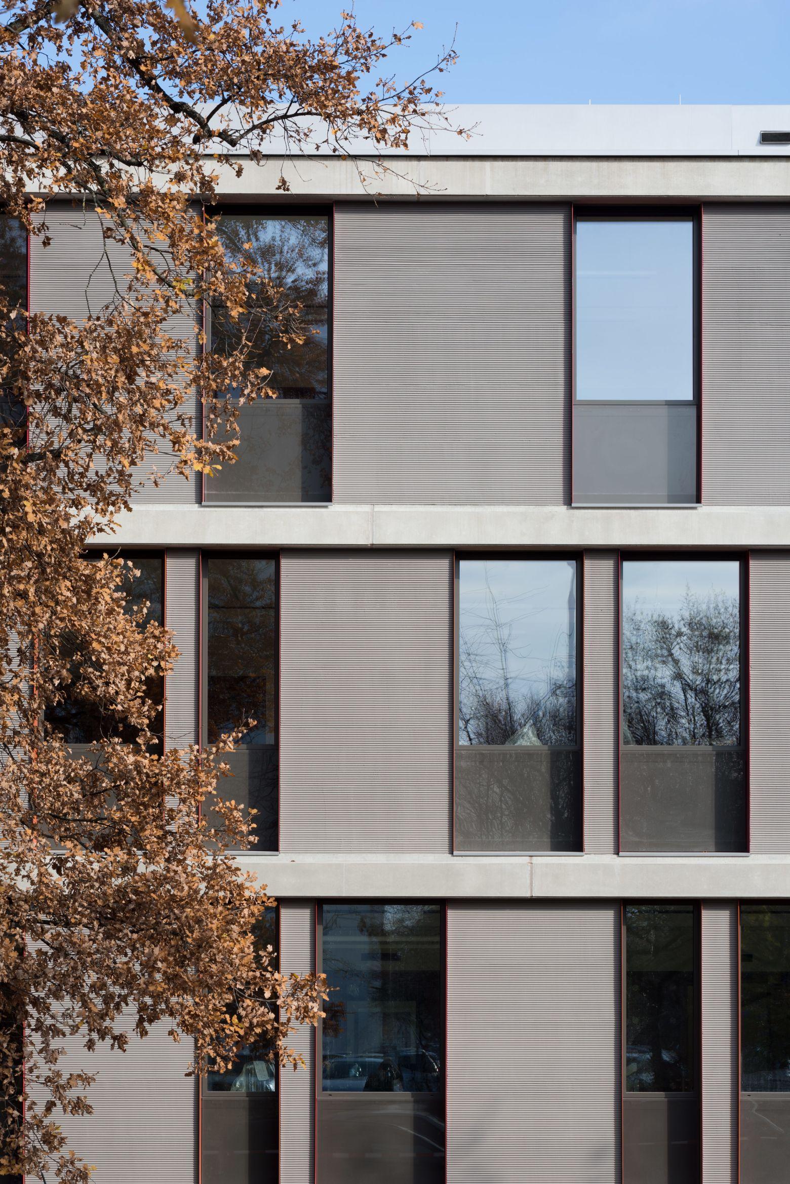 Fassadenbereich