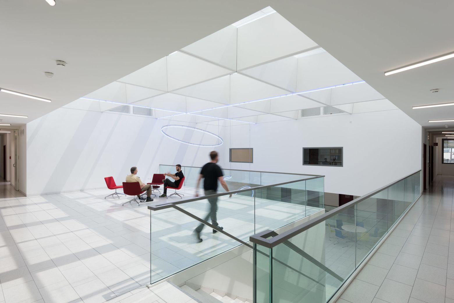 Lichtdach Atrium