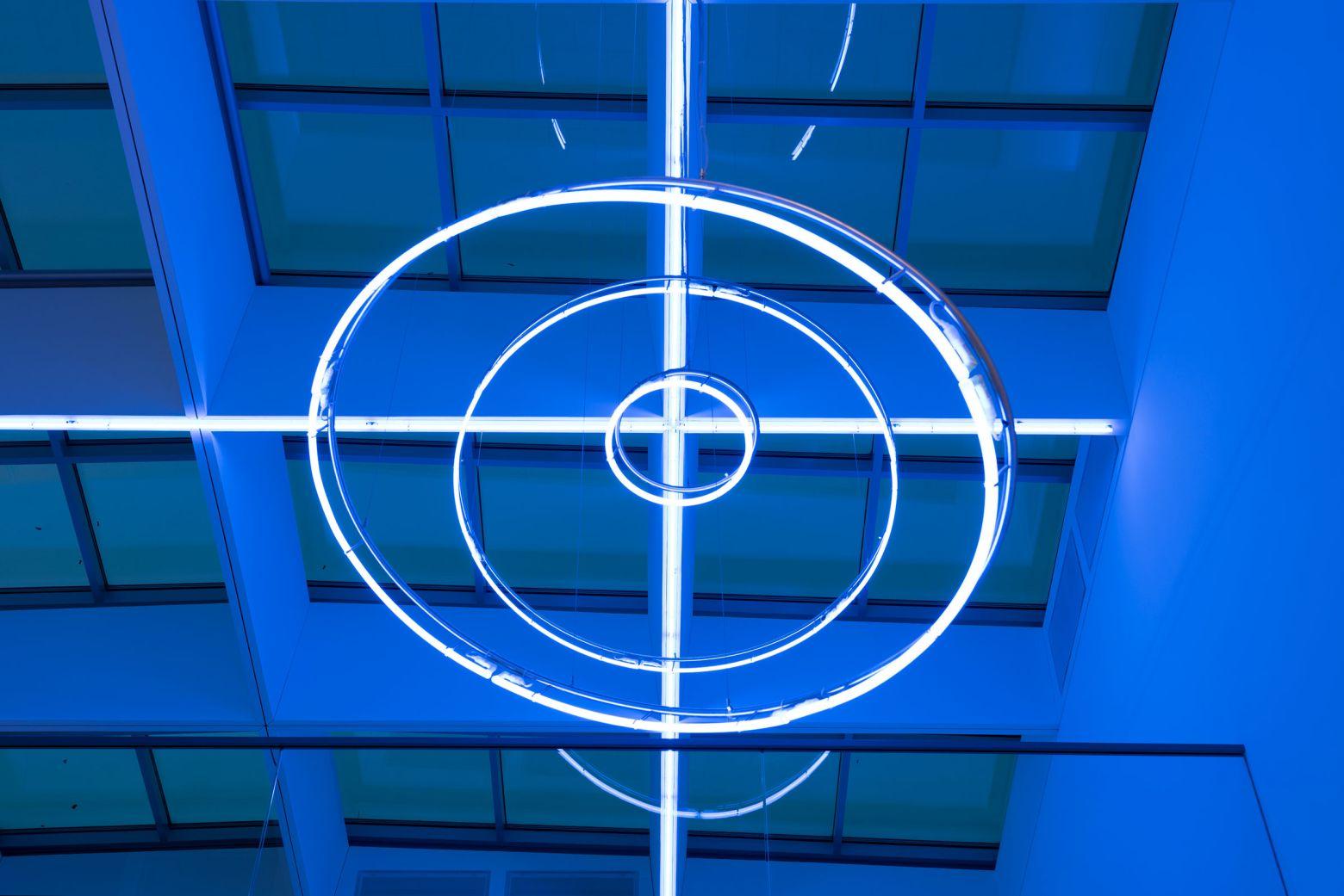 Lichtkunst Arup