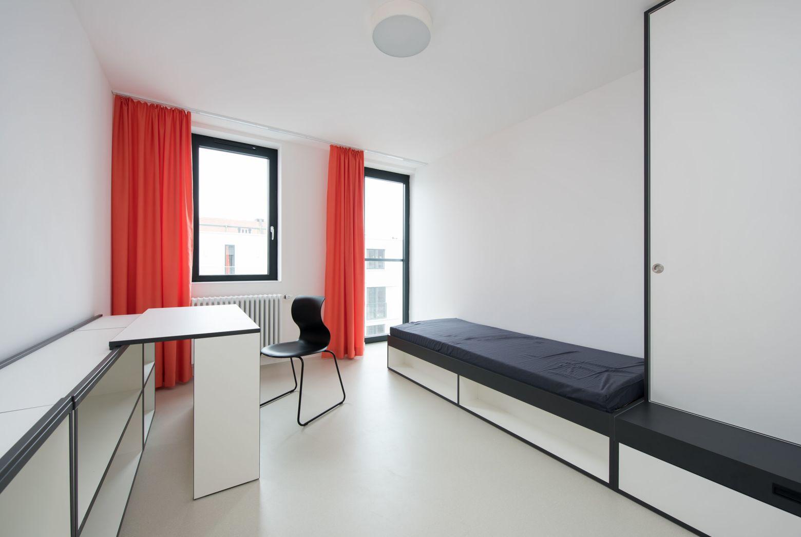 Möblierung Einzelappartement
