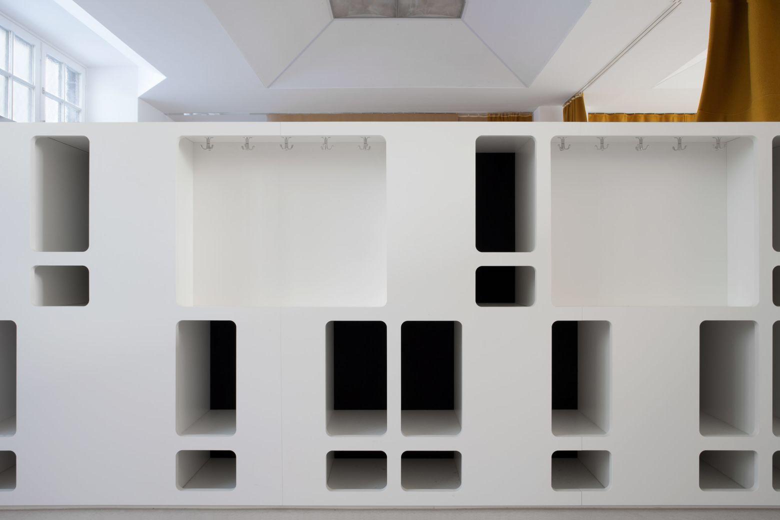 Detail Möbel