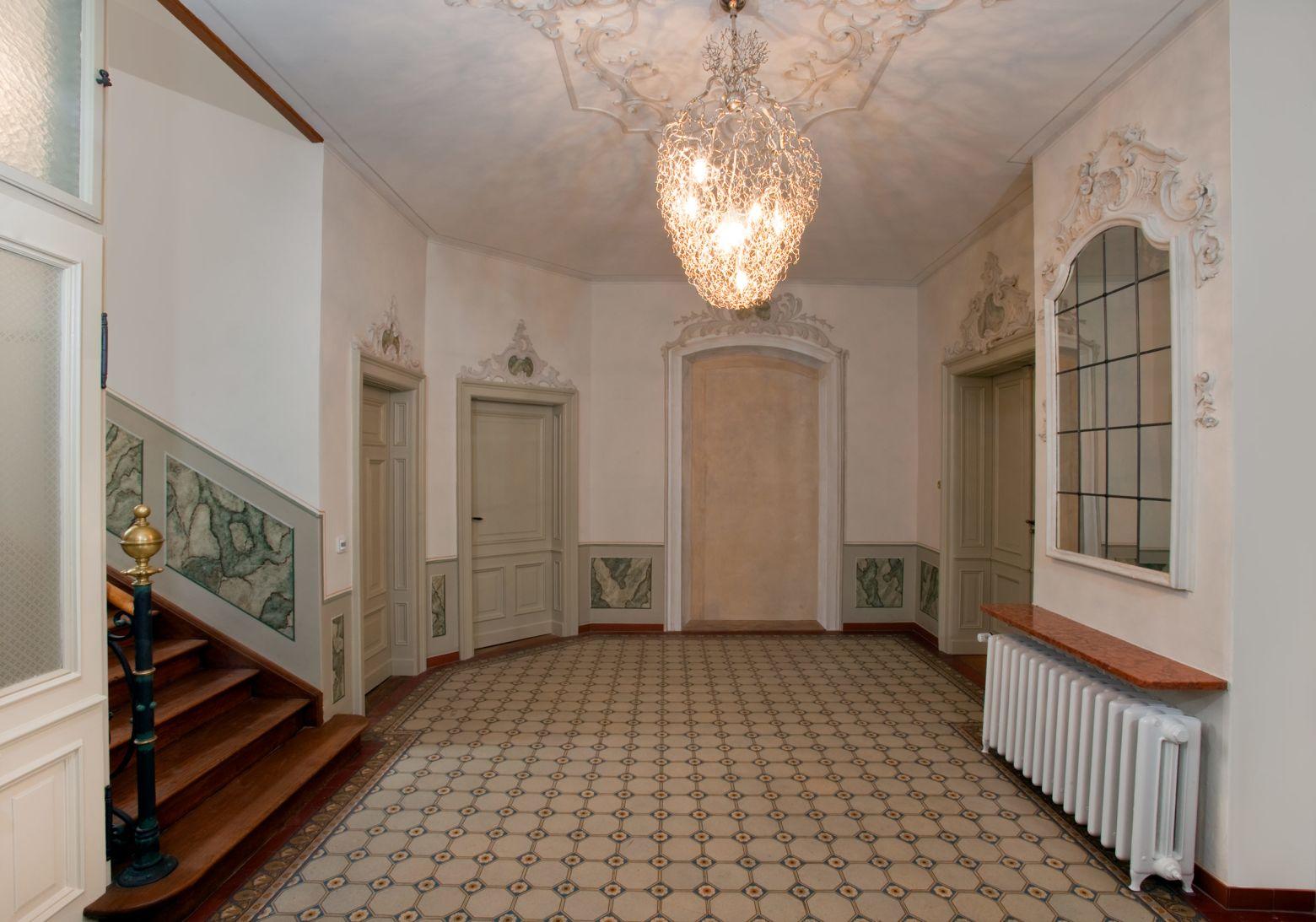 Foyerbereich Erdgeschoss