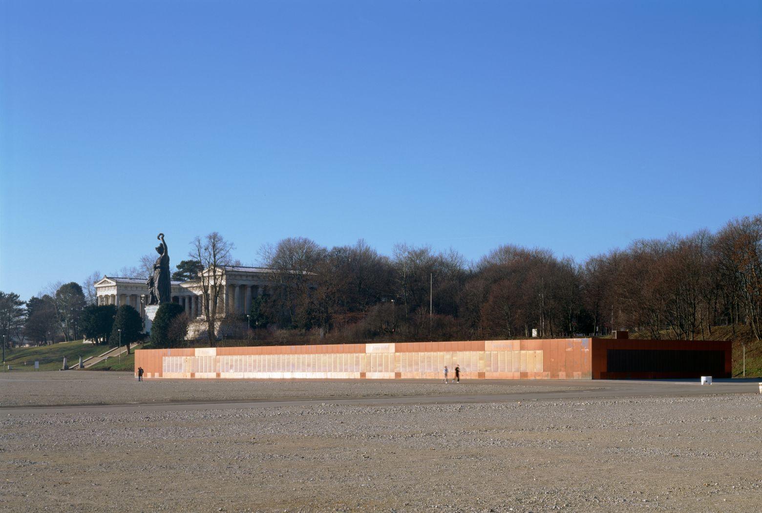 Blick von der Theresienwiese