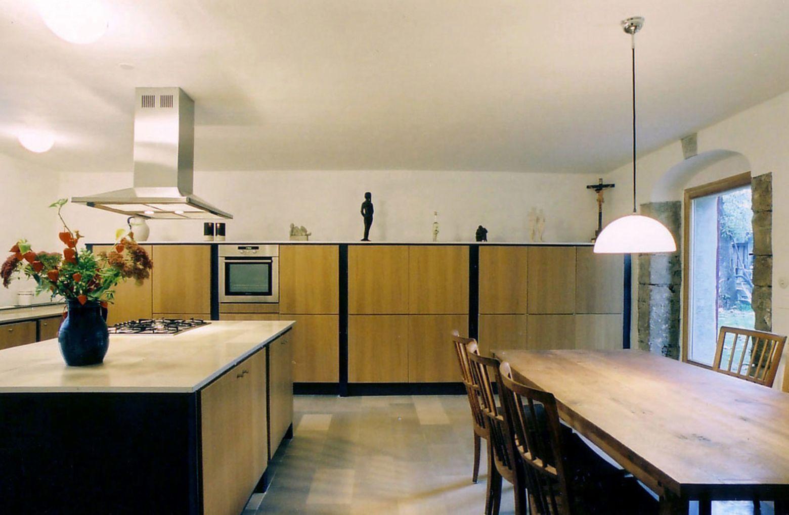 Küche nach Renovierung