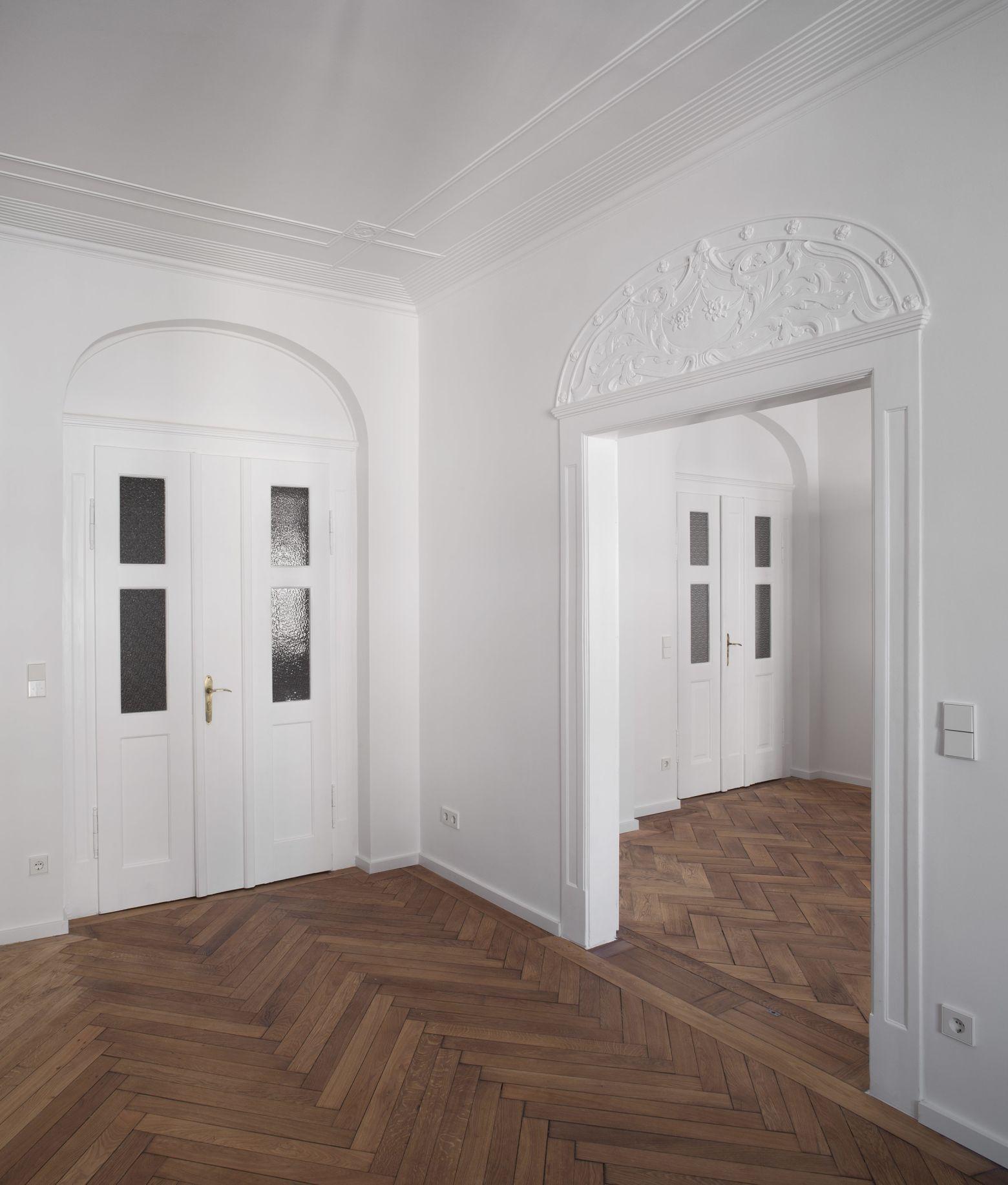 Doppeltüren zum Flur