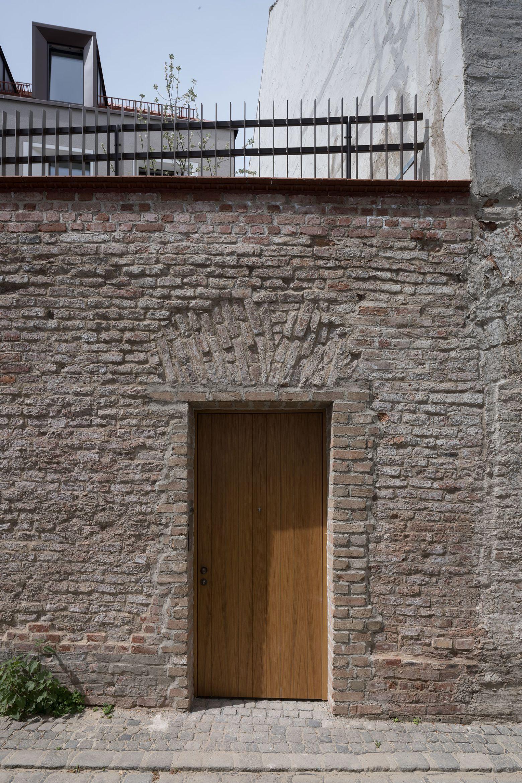 Zugang Pfarrhäuser Afragässchen