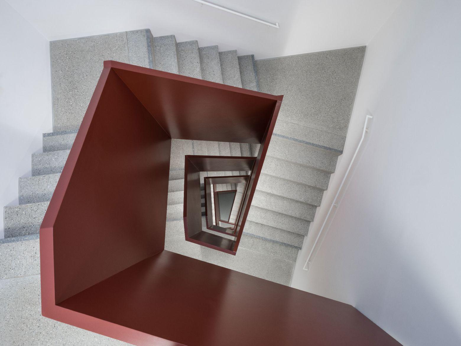 Treppenhaus Haus 2