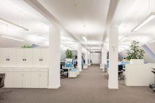 KAP2 Umbau Dachgeschoss zu Büroflächen als Dienstleistungs- und Kompetenzzentrum