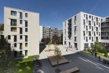 Studentenwohnheim Agnes-/Adelheidstrasse