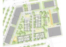 Lageplan Freiham Nord