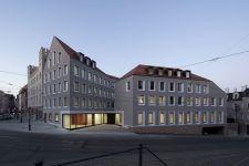 ULA Haus der Kirche Ulrichsplatz Augsburg