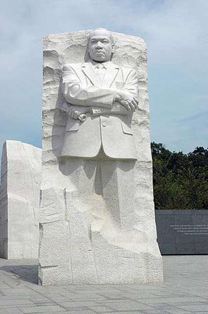 Things to Do in DC — Visit the MLK Memorial