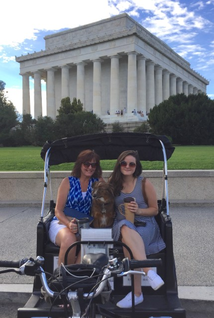 Washington DC Dog Friendly Tours