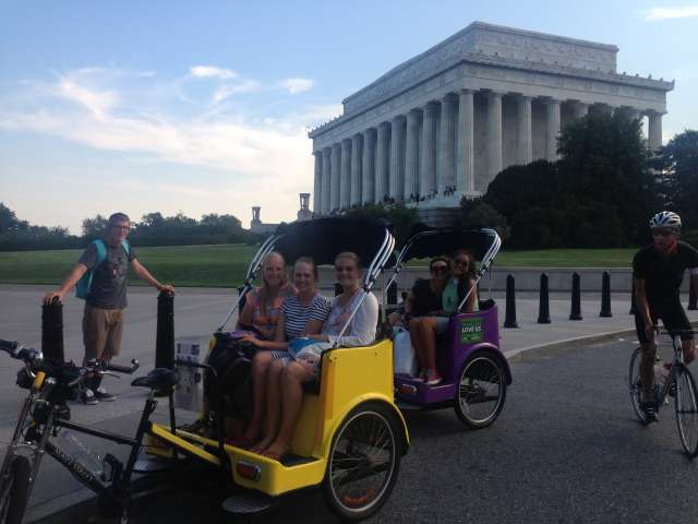 Lincoln Memorial - Things to do in DC