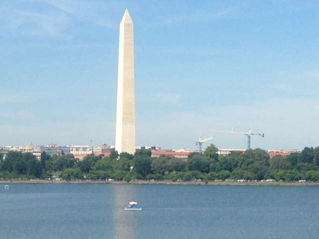 Things to Do in DC — Visit the Washington Monument