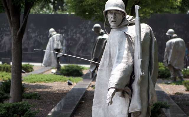 Things to Do in DC — Visit the Korean War Memorial