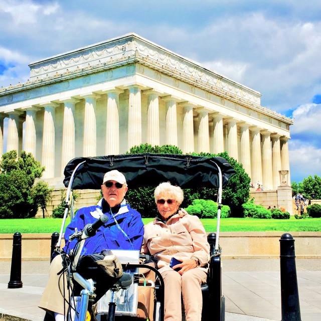 Senior Tour National Mall