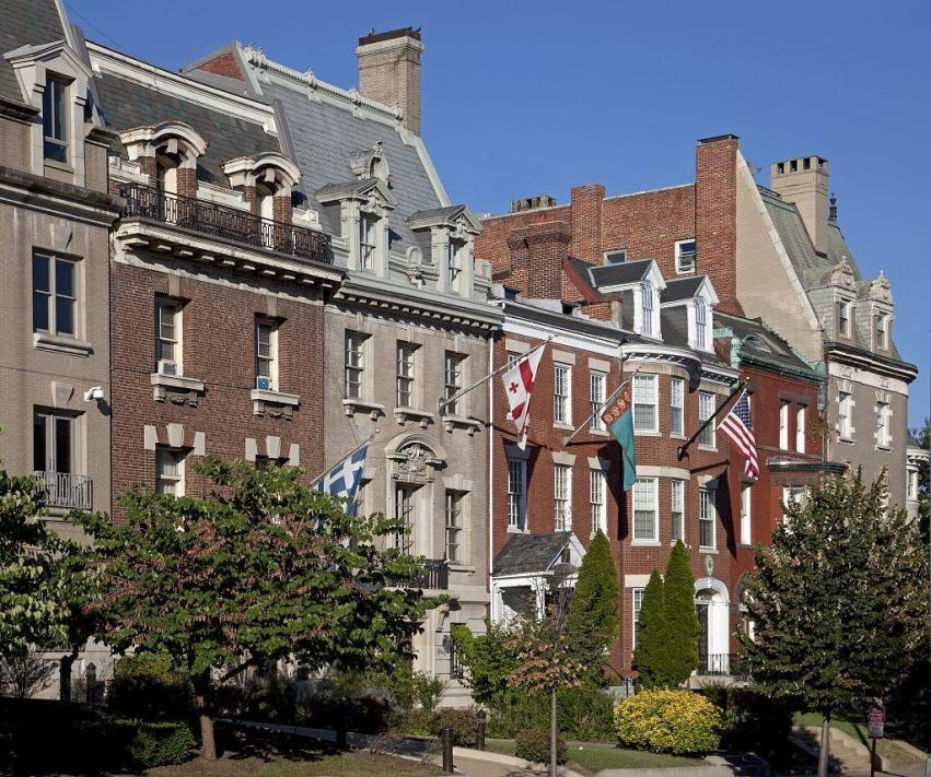 Embassy Row Tour Washington DC