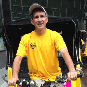 Nonpartisan Pedicab Private Tours of DC