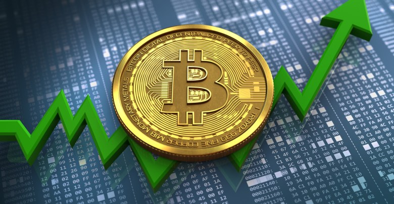 Bitcoin Price Jumps to 4-Month High Above $4,900