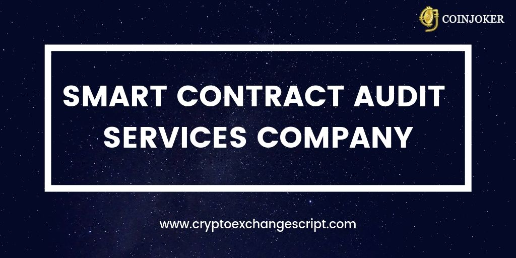 Smart Contract Audit Services Company