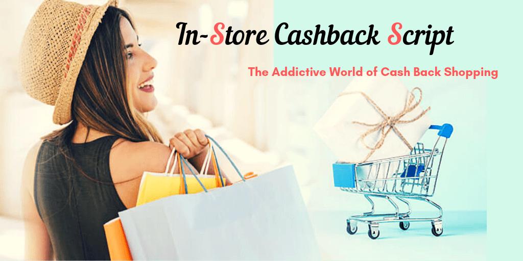 Ebates In Store Cashback Script: The Evolution of E-commerce World