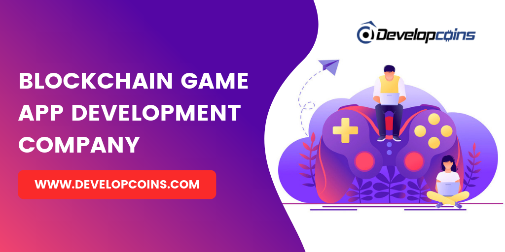 Blockchain Game Dapp Development Company | Hire Blockchain Game Developer
