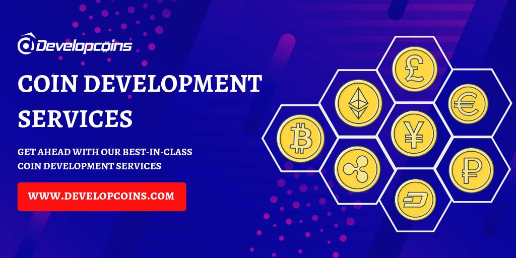 Coin Development Company | Coin Creation Services | Hire Crypto Coin Developer