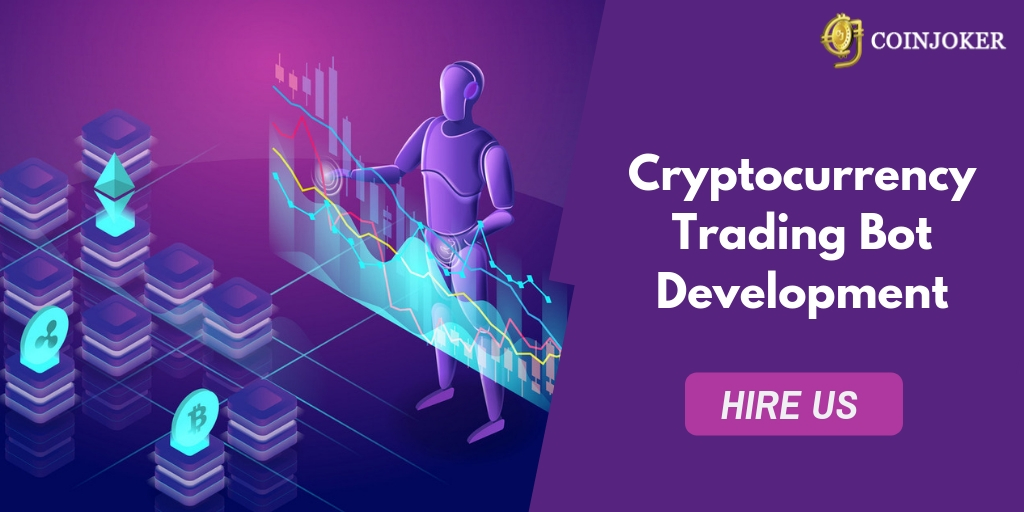 Cryptocurrency Trading Bot Development Company