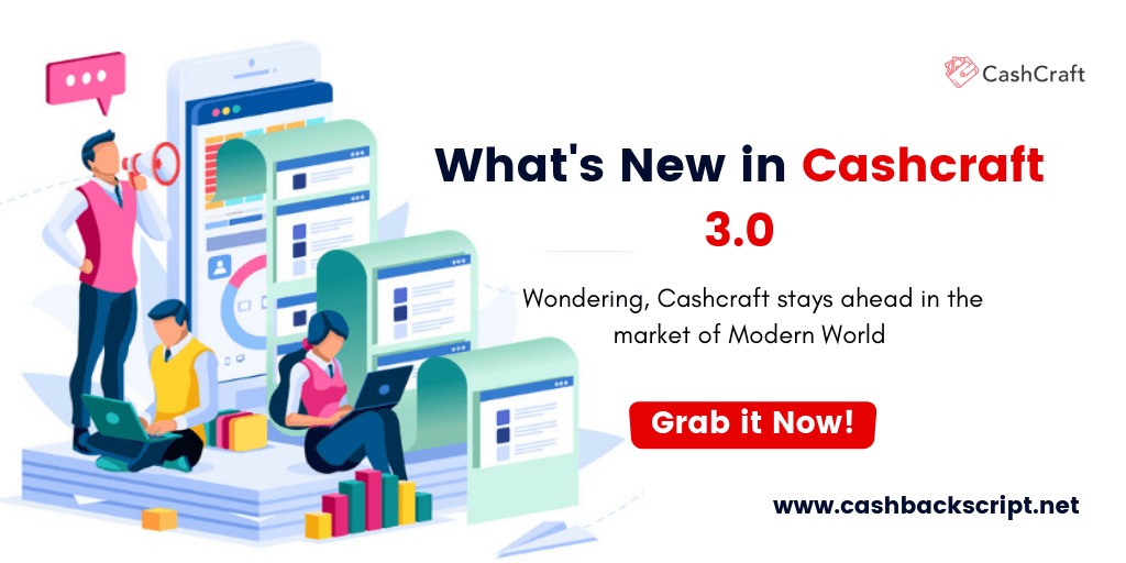 What's New in CashCraft?
