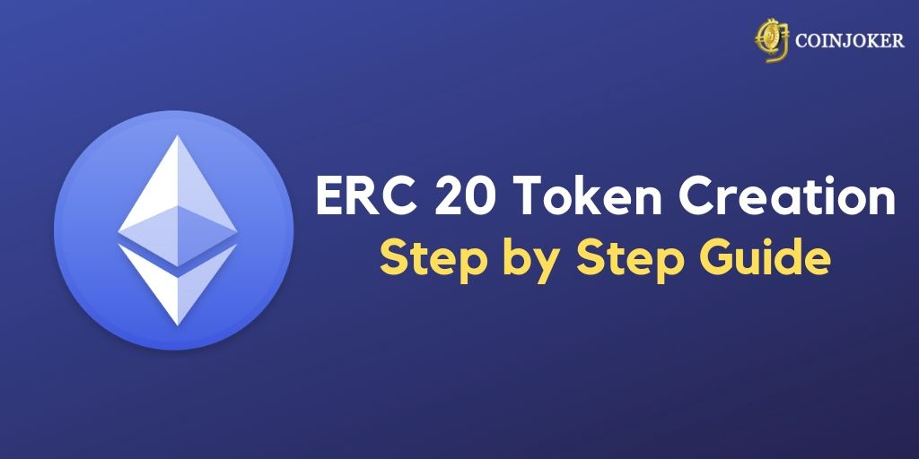 Create your own ERC20 token step by step process