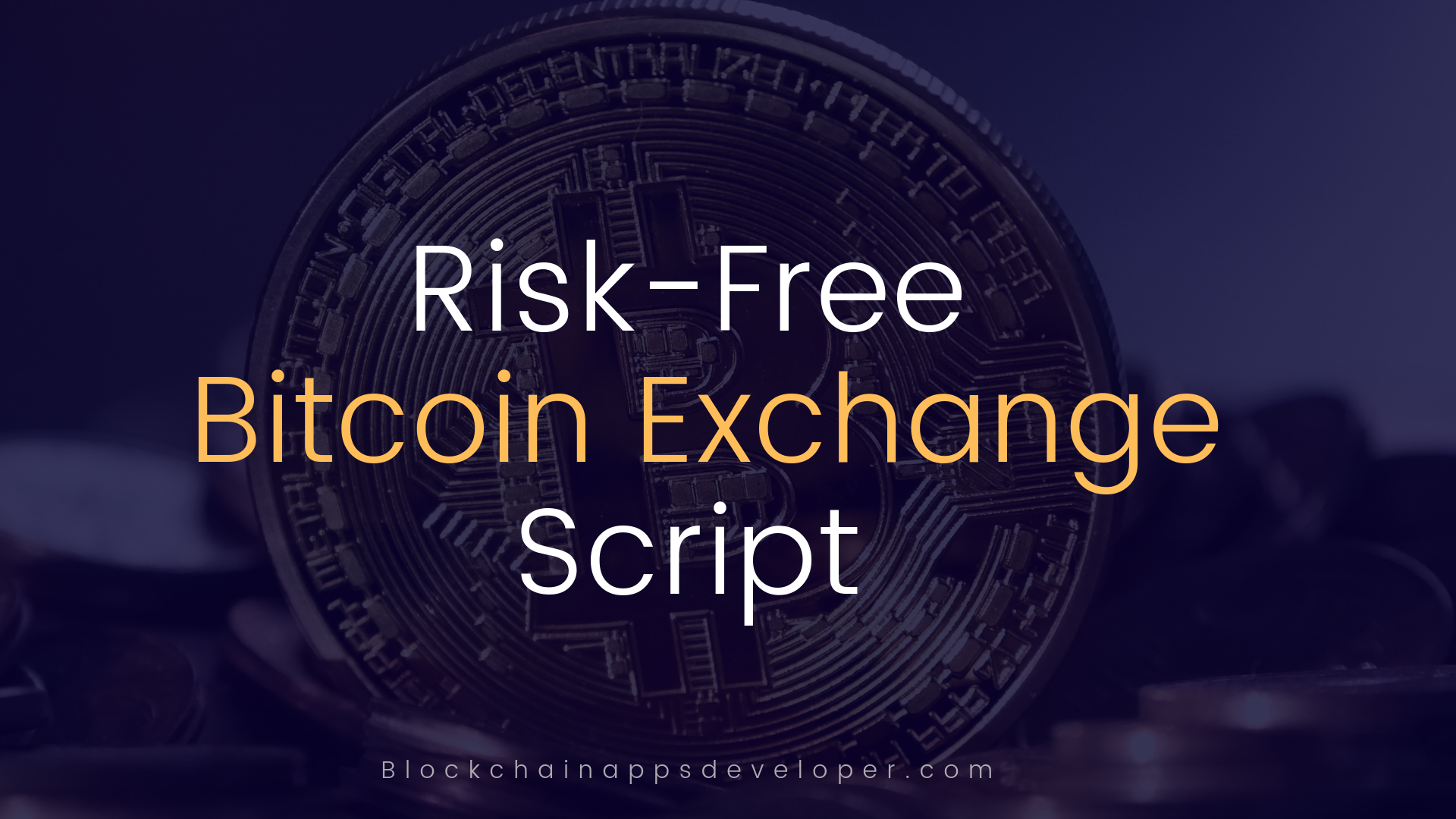 Bitcoin Exchange Script To Start Bitcoin Exchange Website
