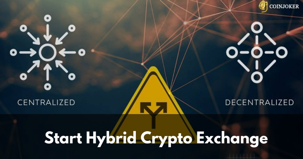 Hybrid Cryptocurrency Exchange Development Company - Coinjoker