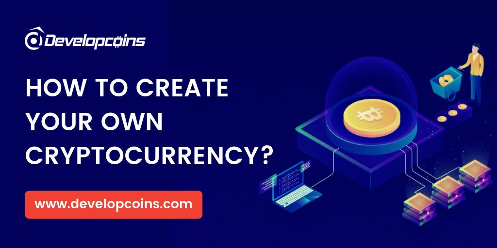 how to create a cryptocoin