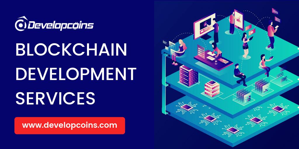Blockchain Development Services Company in Madurai, India