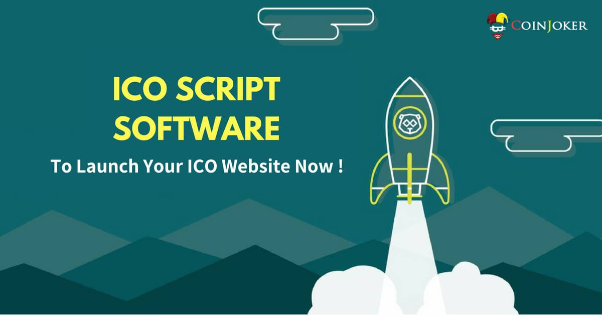 ICO Script Software To Build Your Own ICO Website