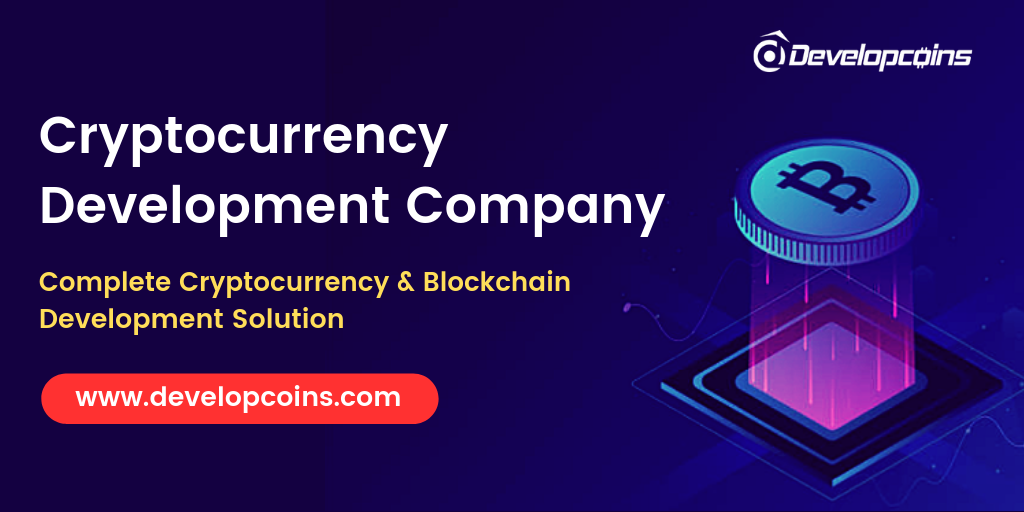 Cryptocurrency Development Company | Hire Cryptocurrency Developer