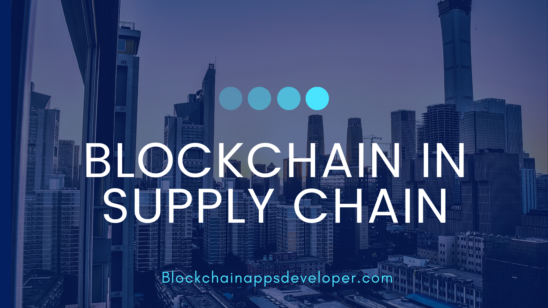 How Blockchain Technology Renovates Supply Chain Management?