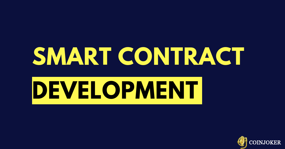 Blockchain smart contract development company