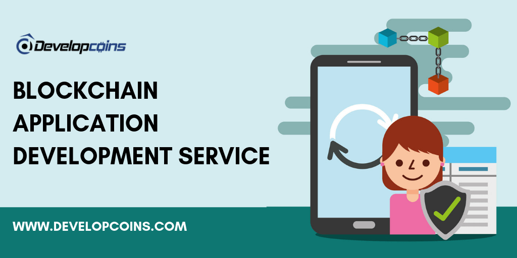 Make Your Business More Productive With Blockchain Application Development Service