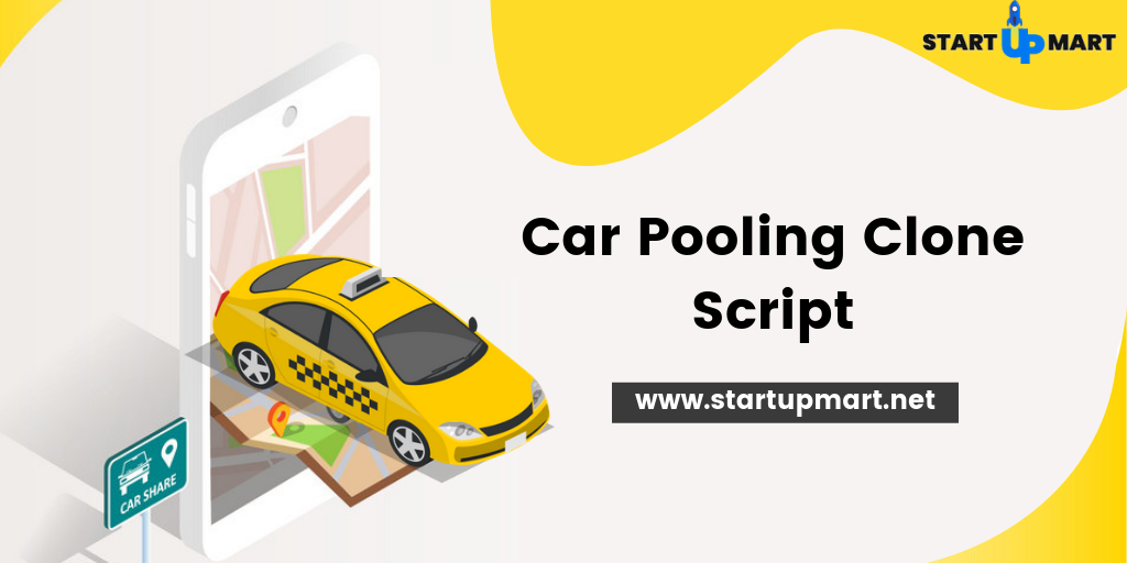 Get a 360-degree overview of Carpooling Clone Script.