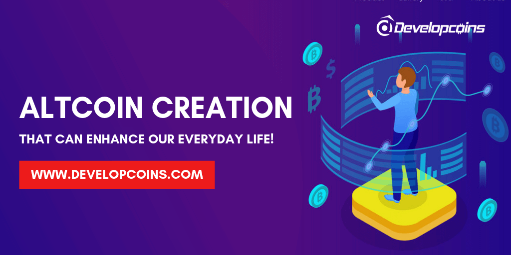 Altcoin Creation Service | Create Your Own Altcoin | Hire Altcoin Creator