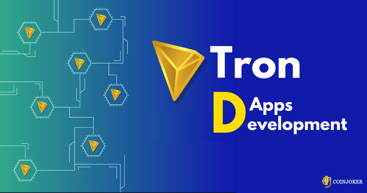 TRON DApp Development | Highly secured Decentralized Application platform