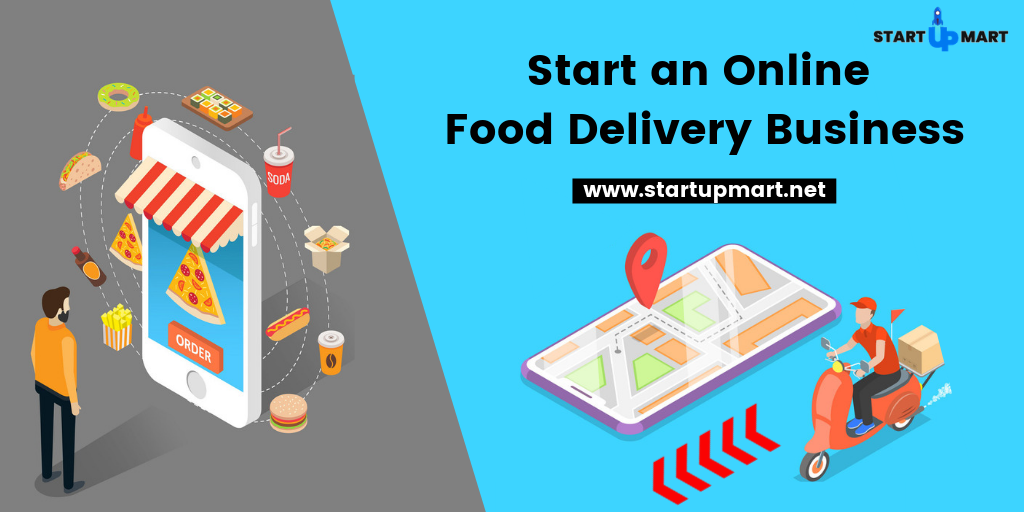 How to Kickstart Your Online Food Delivery business?