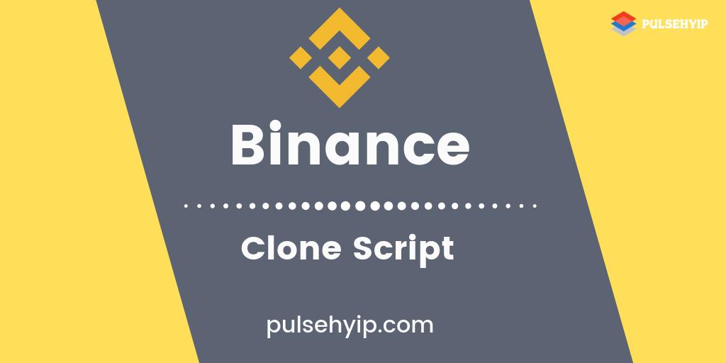 Binance Clone Script - Top notch Script to Start your Crypto Exchange