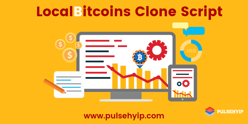 Localbitcoins Clone Script - Start a Local Peer-to-Peer Cryptocurrency Exchange