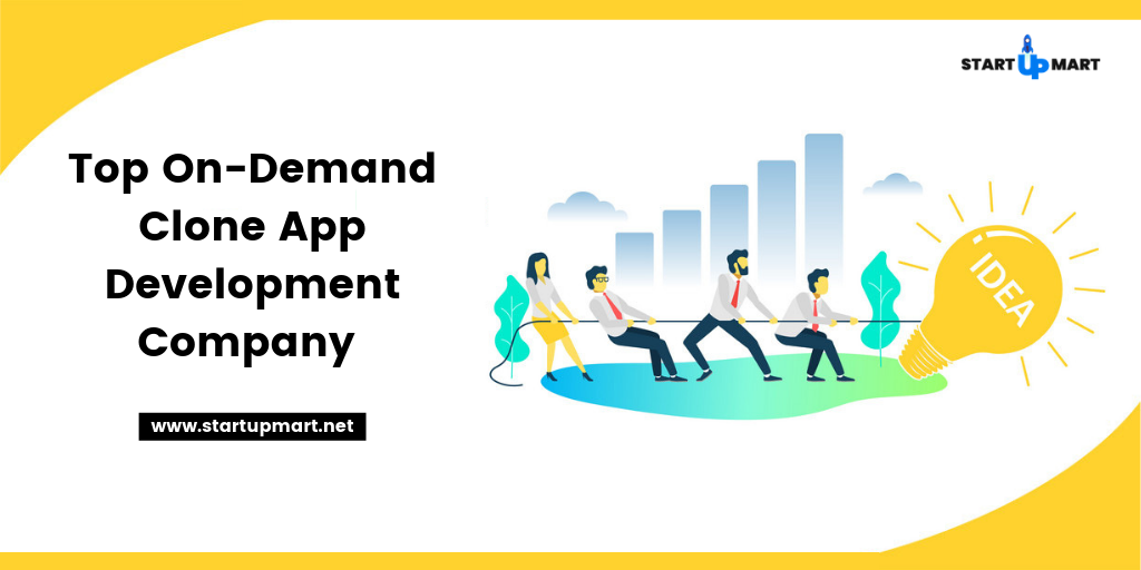 Top On-Demand Clone App Development Company